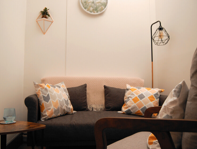 Hypnotherapy Room in Hackney East London